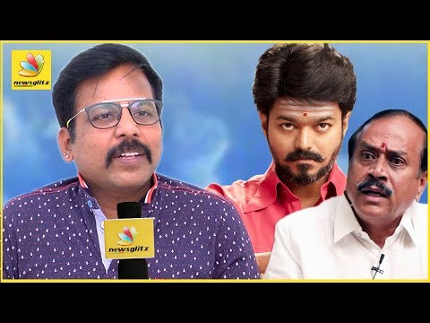 மக்கள் கோபத்தையே விஜய் பேசினாரு :  Actor Badava Gopi Interview about Vijay''s Mersal and H Raja