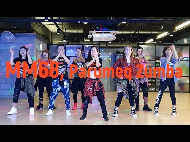 I LOVE ZUMBA  /  Mega Mix 68 - Parumeq Zumba - Samba, Cumbia