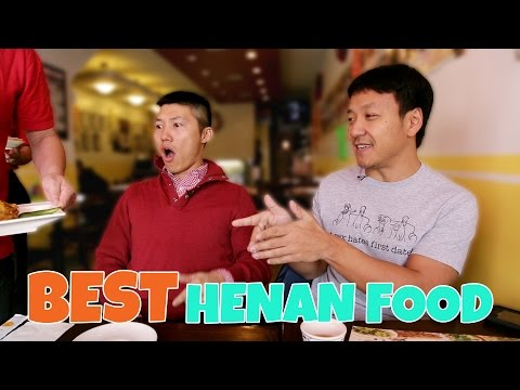 Henan Food: Best Chinese Hand Pulled Noodles!