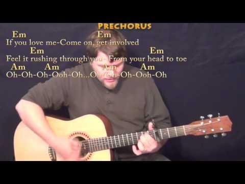Sing (Ed Sheeran) Strum Guitar Cover Lesson with Chords/Lyrics