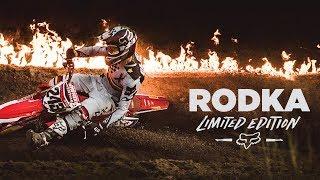 Fox MX | Tim Gajser | Limited Edition Rodka Flexair and V3