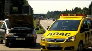 Unterwegs mit den Gelben Engeln ADAC-Pannenhelfer Benjamin K