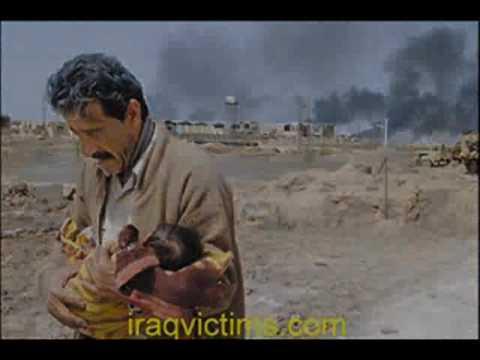 Destroying Iraq