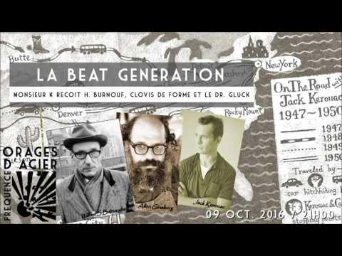La beat generation - Orages d'acier - 09/10/2016