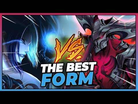 The Final Answer To the Most Asked Kayn Question...WHICH KAYN FORM IS THE BEST!? - League of Legends