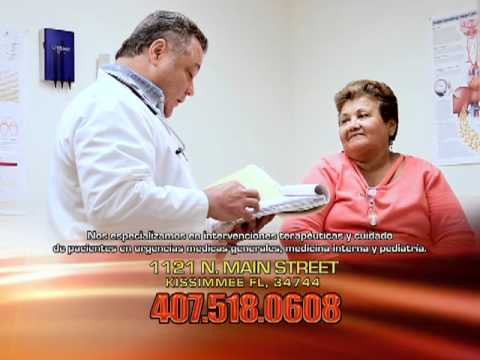 K1 Kenaday Medical Clinic 10-02-2011 - CABLE COMMERCIAL - Spanish