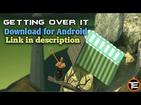 Getting Over It with Bennett Foddy 1.9.2 Final Apk Full + OBB Data full Tested 55  latest Version is a Simulation Android game Download last version.