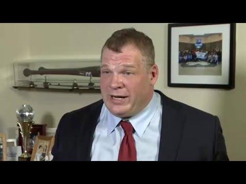 "Kane ""Glenn Jacobs"" new interview - (8.26.2016)"