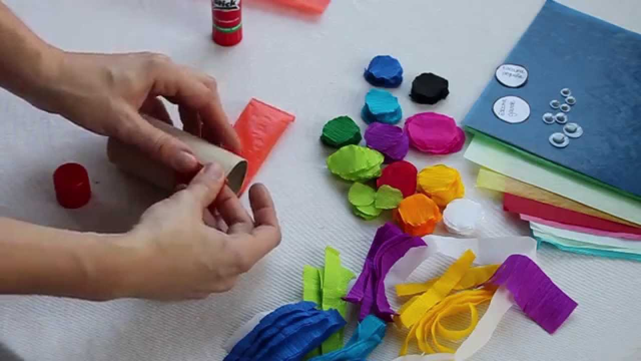 Manualidades Diy Koinobori Cometa Japonesa Con Reciclados Kite Recycled Paper Youtube