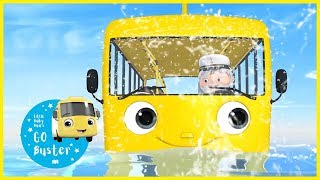 Wheels on the Bus UNDERWATER! | Little Baby Bus | Nursery Rhymes |  ABCs and 123s | #wheelsonthebus