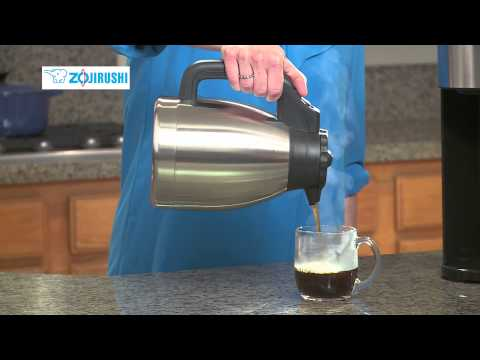 Zojirushi Coffee Maker Not Working : Zojirushi Fresh Brew Plus Thermal Carafe Coffee Maker EC-YSC100 - YouTube