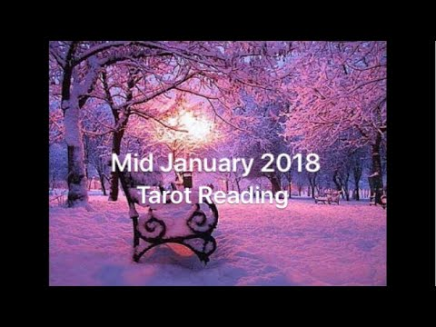 Water Signs Mid-Month January 2018