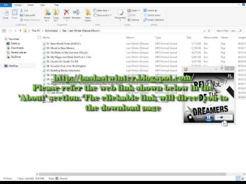 Bas - Last Winter (Deluxe Album) Leak 2014 Download