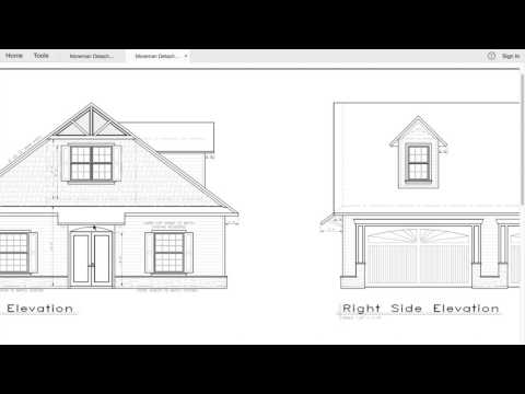 The Obsessed Garage Project: E4 - First Architectural Plans