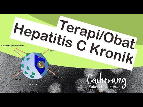 Tanda/Gejala, Diagnosis, Dan Terapi Hepatitis C Kronik