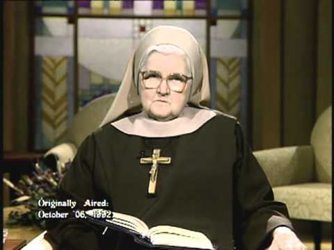 Mother Angelica Live Classic - Oct. 6 1992 - Respect and Responsibility