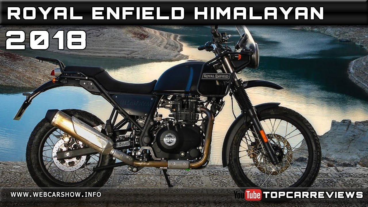 2018 Royal Enfield Himalayan Review Rendered Price Specs Release