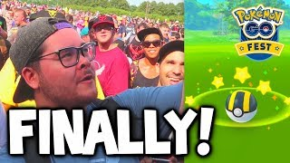 2 *NEW* POKÉDEX ENTRIES AT POKÉMON GO FEST!!!
