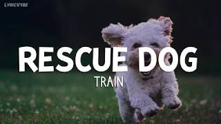 Train - Rescue Dog (Lyrics)