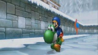 Mario Kart Wii Custom Tracks RELOADED - Penguin Suit Cup (HD)
