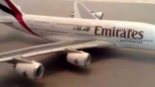 Emirates Airbus A380-800!!!! Das größte Passagierflugzeug der Welt!!