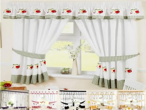 Curtain Patterns For Kitchen That Brighten Up The Room