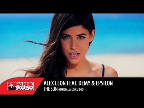 Alex Leon - The Sun feat. Demy & Epsilon | Official Music Video
