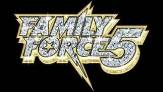 Love Addict - Family Force 5