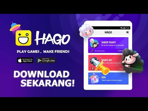 Android Multiplayer Games -HAGO-