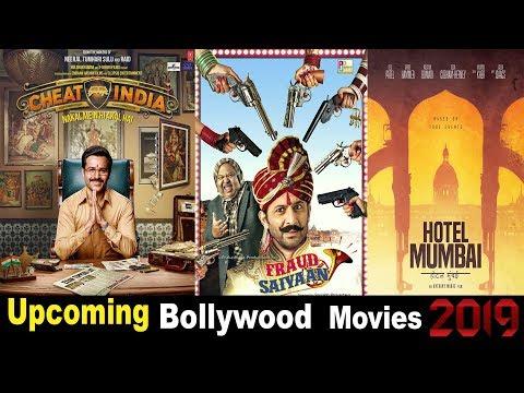 Upcoming Bollywood Movies 2019 | Cheat India | Fraud Saiyaan | Hotel Mumbai | thumbnail