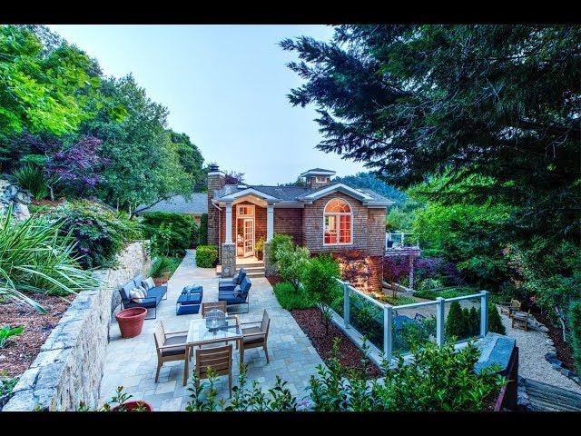Private Residence in Mill Valley, California | Sotheby's International Realty