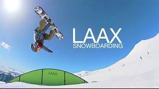 LAAX SNOWBOARDING 2017