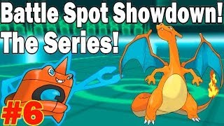Pokemon X and Y Wifi Battle - Battle Spot Showdown #6 - Goin at it Live!