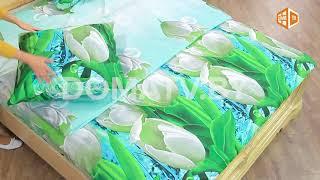 Постельное белье «Аквафлора» domatv by