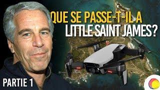 Gambar cover Affaire EPSTEIN : Que se passe t-il à Little St. James ?