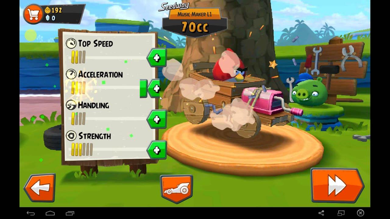 Bluestacks 1 Angry Birds