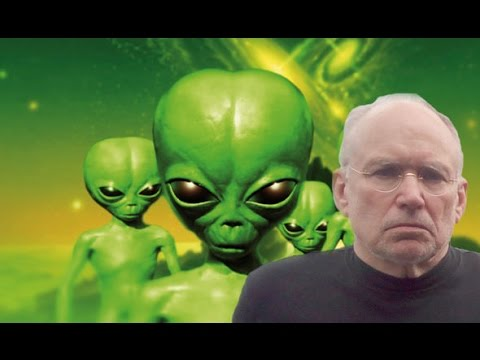 Steve Bassett: Why President Donald Trump Could be About to Announce that ALIENS EXIST