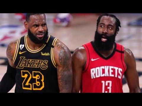 Lakers vs. Rockets score, takeaways: Anthony Davis leads dominant ...