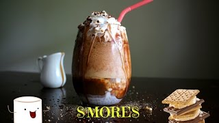 Homemade Starbucks S'mores Frappuccino Recipe