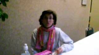 DaishoCon 2008 Tifanny Grant answers a question on Gurren Lagann Thumbnail