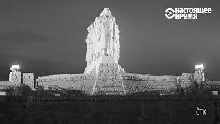 Крупнейший памятник Сталину в Европе и трагедия его создателя