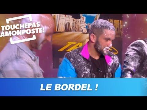 Franck Gastambide et Malik Bentalha retournent le plateau de TPMP !