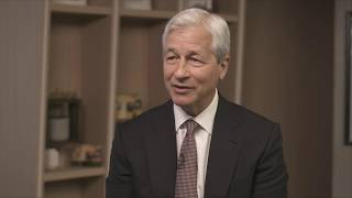 Jamie Dimon talks interest rates, the economy and President Trump