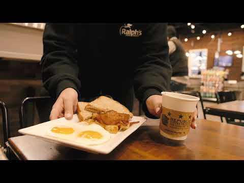 Early Bird Special - Ralph's $5 Breakfast