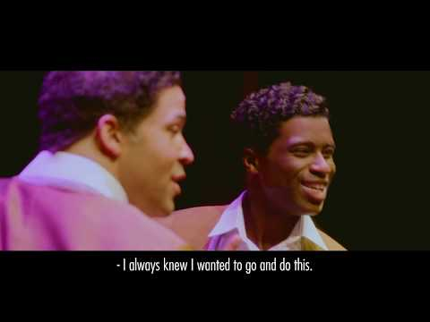 Motown The Musical | The Young Michael Jacksons Interview The Temptations