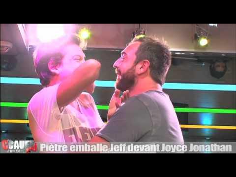 Piètre emballe Jeff devant Joyce Jonathan - C'Cauet sur NRJ