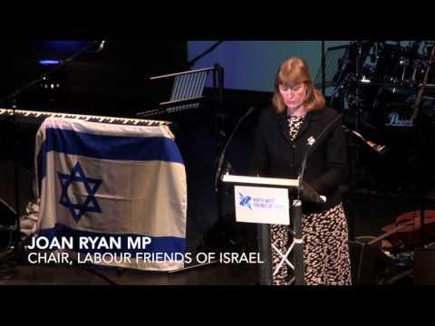 Joan Ryan MP, Chair, Labour Friends Of Israel