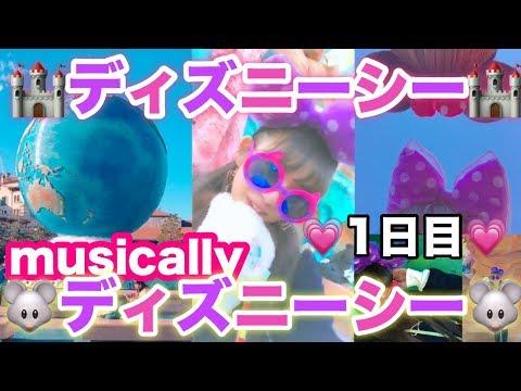 1年振りのディズニーシーに遊びに行ってきたよ〜!!!