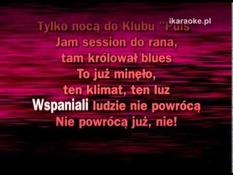 KARAOKE - Dżem - Wehikuł czasu - karaoke pro bez melodii
