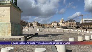 Yvelines | Versailles, une ville face à la perte de ses touristes